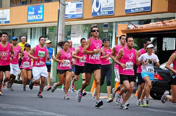 Corre por mí – 2012